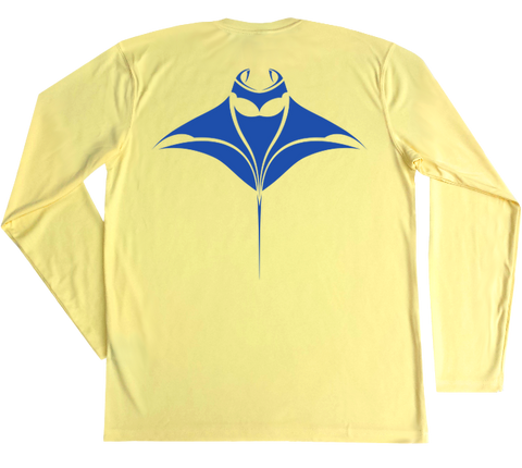 Manta Ray Performance Build-A-Shirt (Back / PY)