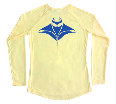 Manta Ray Performance Build-A-Shirt (Women - Back / PY)
