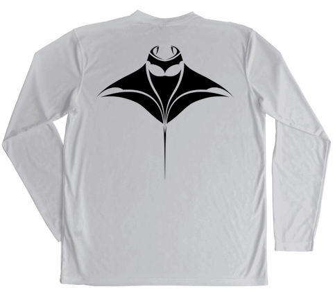 Manta Ray Performance Build-A-Shirt (Back / PG)