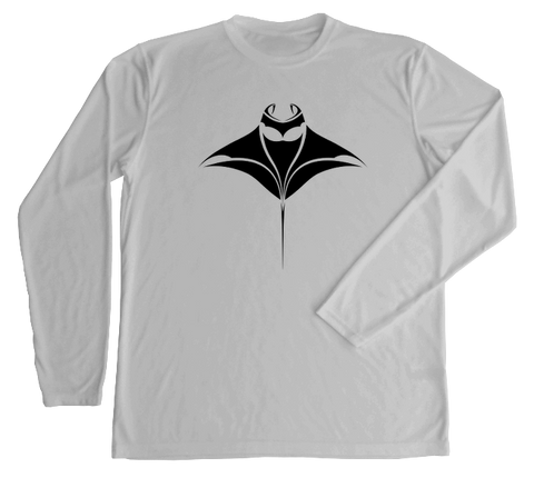Manta Ray Performance Build-A-Shirt (Front / PG)