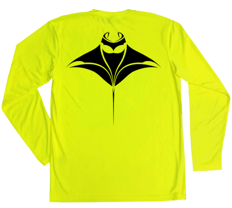 Manta Ray Performance Build-A-Shirt (Back / SY)