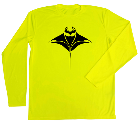 Manta Ray Performance Build-A-Shirt (Front / SY)