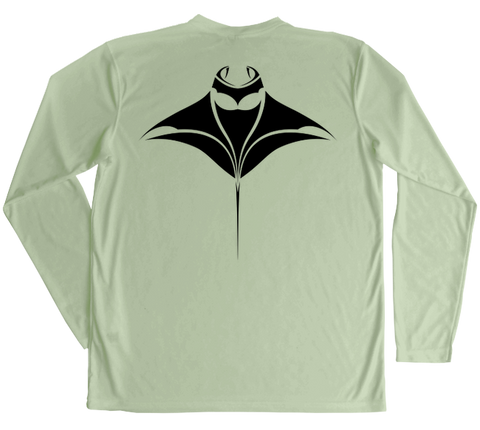 Manta Ray Performance Build-A-Shirt (Back / SE)