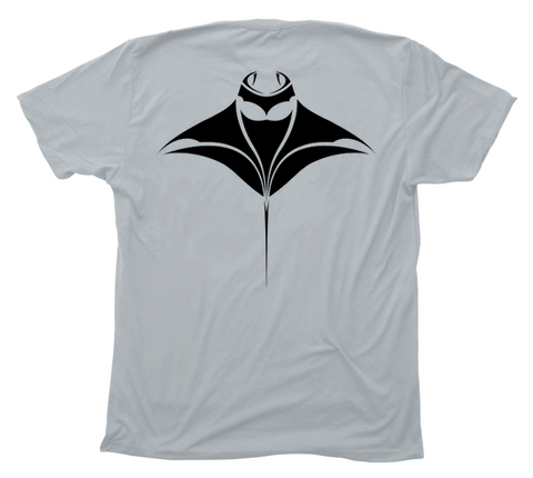 Manta Ray T-Shirt | Manta Scuba Diving Short Sleeve Tee