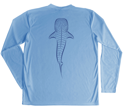 Whale Shark Performance Build-A-Shirt (Back / CB)