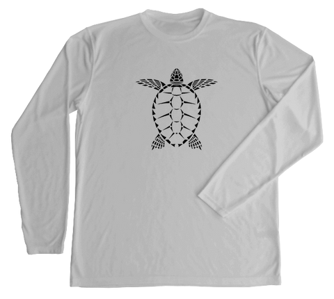 Loggerhead Sea Turtle Performance Build-A-Shirt (Front / PG)