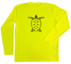 Loggerhead Sea Turtle Performance Build-A-Shirt (Front / SY)