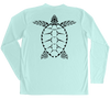 Loggerhead Sea Turtle Performance Build-A-Shirt (Back / SG)