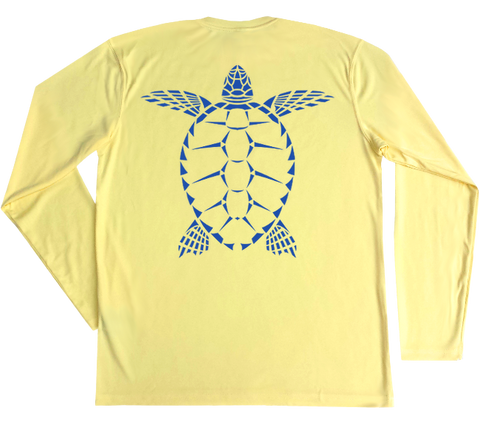 Loggerhead Sea Turtle Performance Build-A-Shirt (Back / PY)