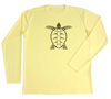 Loggerhead Sea Turtle Performance Build-A-Shirt (Front / PY)