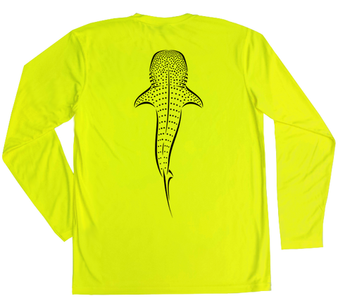 Whale Shark Performance Build-A-Shirt (Back / SY)