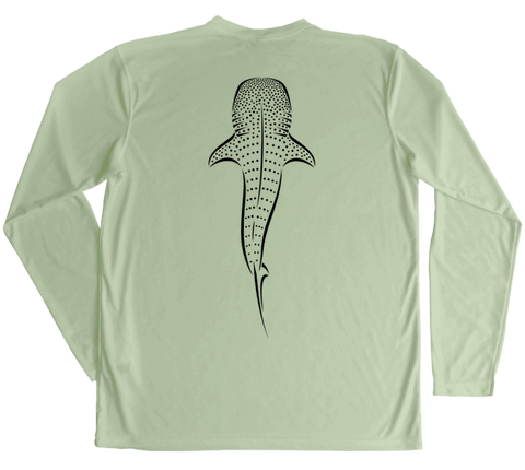 Whale Shark Performance Build-A-Shirt (Back / SE)