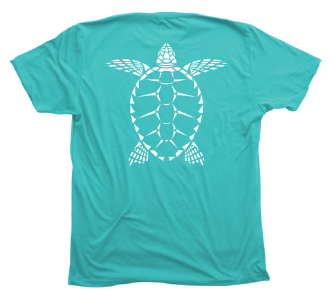 Special Edition Sea Turtle T-Shirt (Tahiti Blue / PRE-ORDER ONLY)