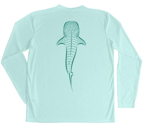 Whale Shark Performance Build-A-Shirt (Back / SG)