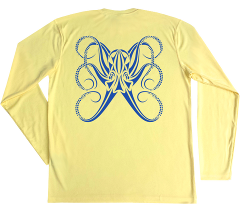Octopus Performance Build-A-Shirt (Back / PY)