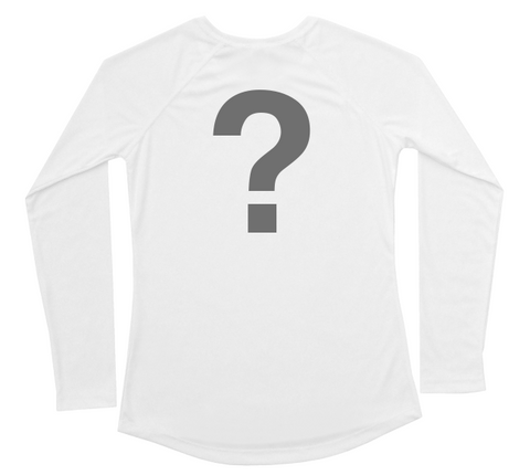 Shark Zen Mystery Performance Shirt (Women - Back Design)