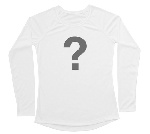 Shark Zen Mystery Performance Shirt (Women - Front Design)