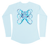 Octopus Performance Shirt (Women - Water Camo)