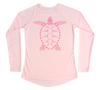 Sun Protection Shirt for Women | Sea Turtle UV Swim Shirt