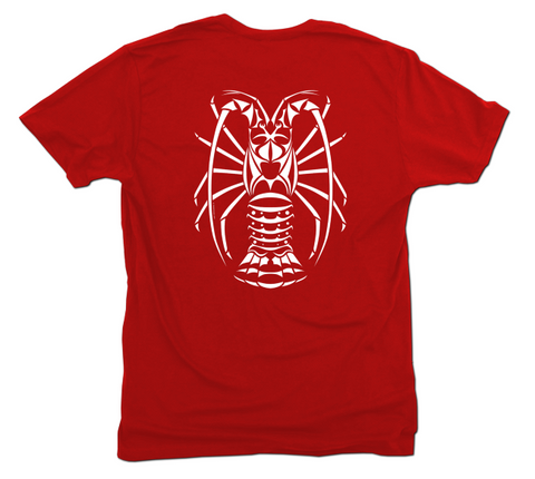 Florida Lobster T-Shirt - Mini-Season Diver Florida Bug Shirt