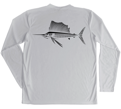 Sailfish Performance Fishing Shirt | Long Sleeve UV Protection