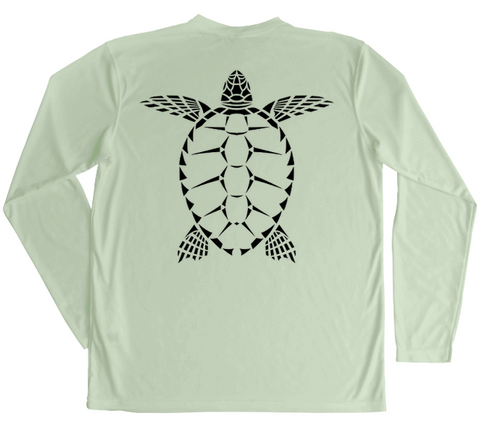 Special Edition Sea Turtle Performance Shirt (Men / Sage / PRE-ORDER ONLY)