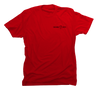 Limited Edition Shark Zen Symbol Shirt Red- Front