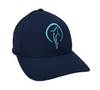 Shark Hat | Navy Shark Zen Flexfit Closed Cap