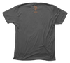 Shark Dark Grey T-Shirt - Back