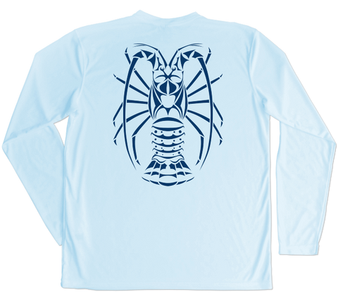 Spiny Lobster Performance Build-A-Shirt (Back / AB)