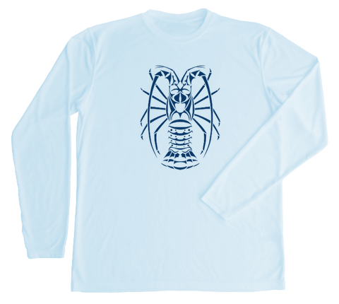 Spiny Lobster Performance Build-A-Shirt (Front / AB)