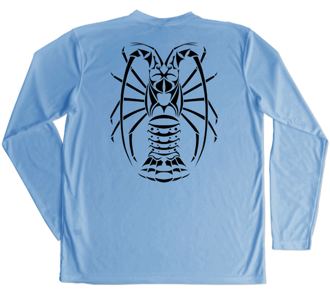 Spiny Lobster Performance Build-A-Shirt (Back / CB)