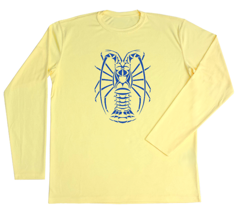 Spiny Lobster Performance Build-A-Shirt (Front / PY)