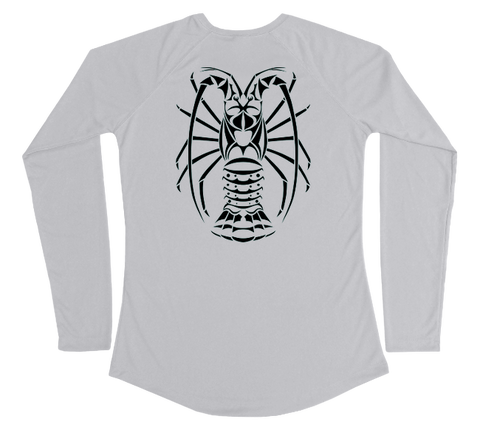 Spiny Lobster Performance Build-A-Shirt (Women - Back / PG)
