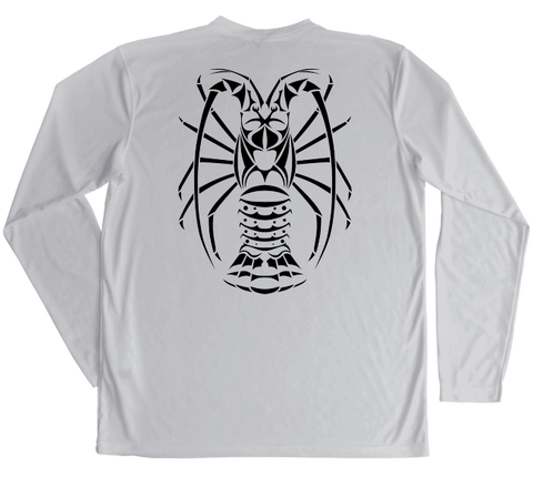 Spiny Lobster Performance Build-A-Shirt (Back / PG)