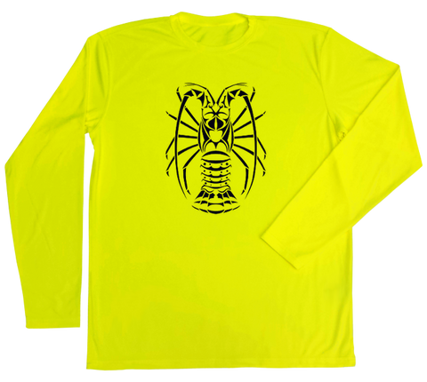 Spiny Lobster Performance Build-A-Shirt (Front / SY)