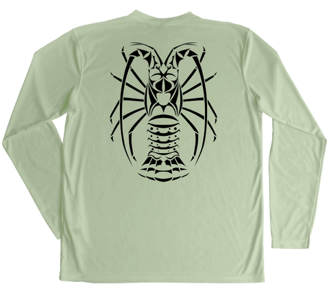 Spiny Lobster Performance Build-A-Shirt (Back / SE)