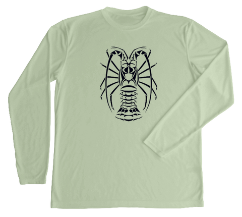 Spiny Lobster Performance Build-A-Shirt (Front / SE)
