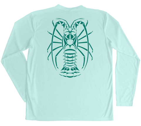 Spiny Lobster Performance Build-A-Shirt (Back / SG)