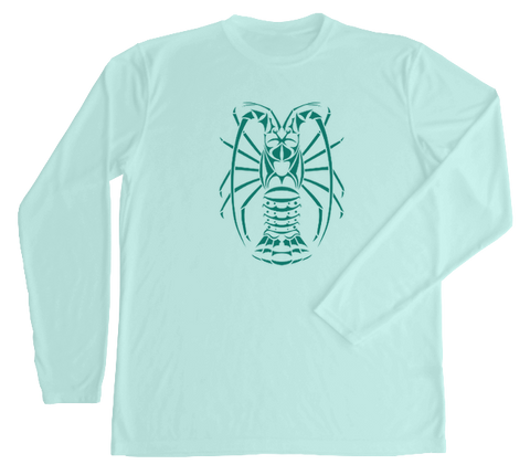 Spiny Lobster Performance Build-A-Shirt (Front / SG)