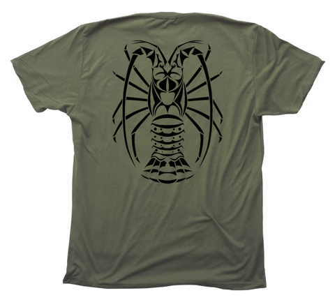 Spiny Lobster T-Shirt Limited Edition