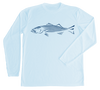Striped Bass Performance Build-A-Shirt (Front / AB)