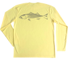 Striped Bass Performance Build-A-Shirt (Back / PY)