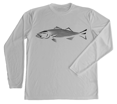 Striped Bass Performance Build-A-Shirt (Front / PG)