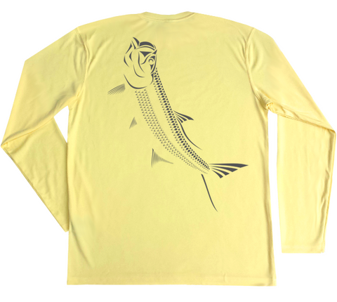 Performance Fishing UPF Shirt | Tarpon UV Long Sleeve