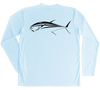 Bluefin Tuna Performance Build-A-Shirt (Back / AB)