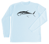 Bluefin Tuna Performance Build-A-Shirt (Front / AB)