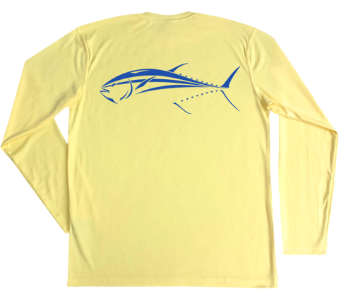 Bluefin Tuna Performance Build-A-Shirt (Back / PY)