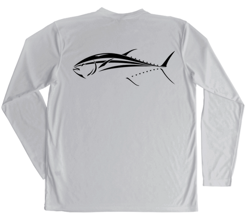 Bluefin Tuna Performance Build-A-Shirt (Back / PG)