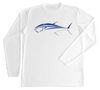 Performance Fishing Shirt | Long Sleeve UV Tuna Shirt